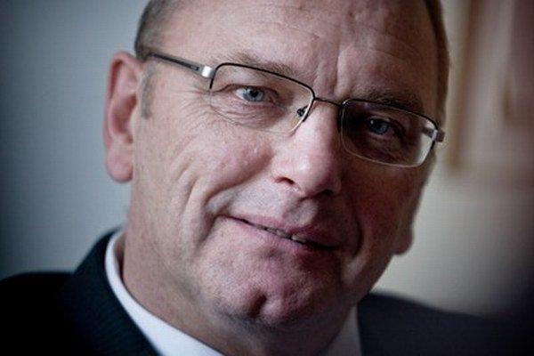 Podpredseda vlády Ľubomír Vážny.