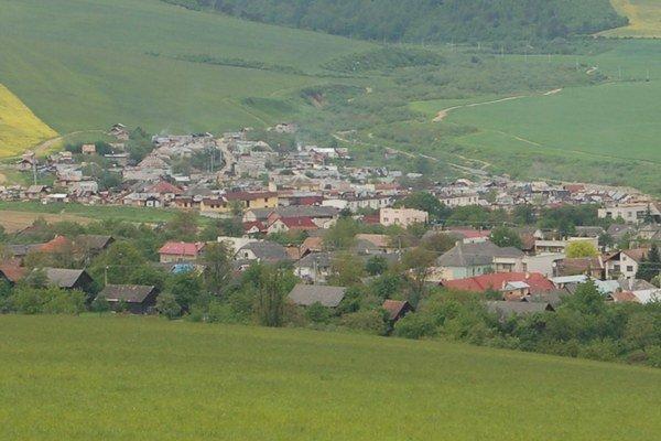 Časť osady v Jarovniciach.