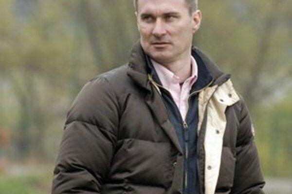 Tréner Stanislav Varga je vzhľadom na úzky káder rád, že sa jeseň už skončila.