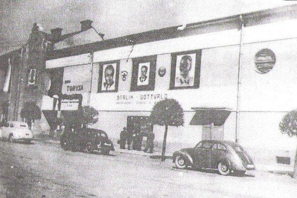 Prvé kino v meste. Tradícia premietania filmov je v Sabinove už sto rokov.