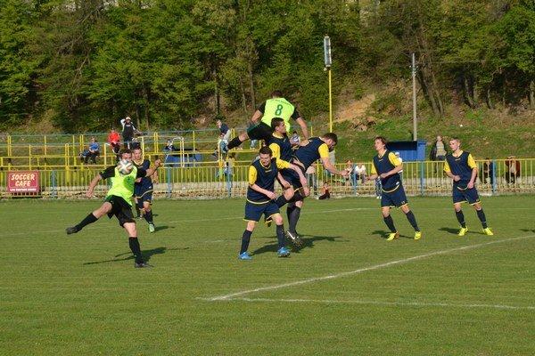 Rožňava mala celý zápas prevahu a vyjadrila to aj štyrmi gólmi.