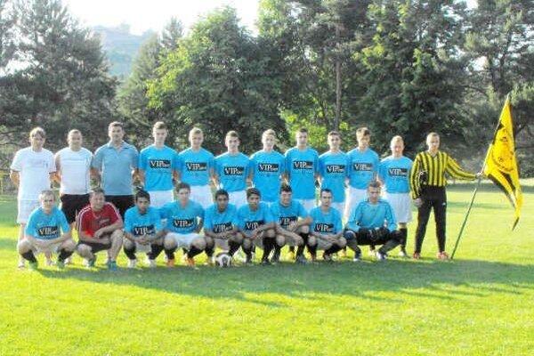 Pekné štvrté miesto. Dorastenci FK Krh. Podhradie potvrdili vyrovnajú výkonnosť.