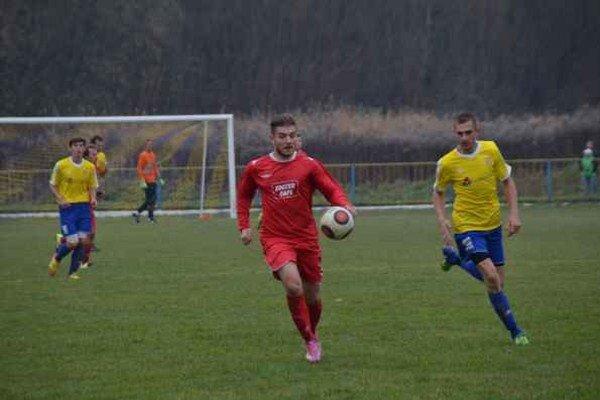 O oba góly MFK Rožňava sa postaral Lukáč Strelka.
