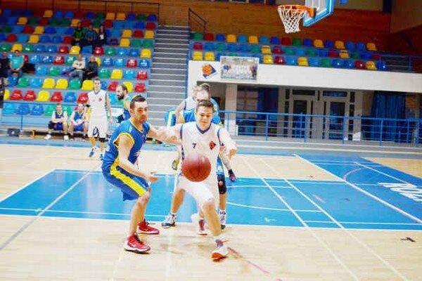 Tretie víťazstvo. Basketbalisti ŠPD majú na konte už tri výhry.