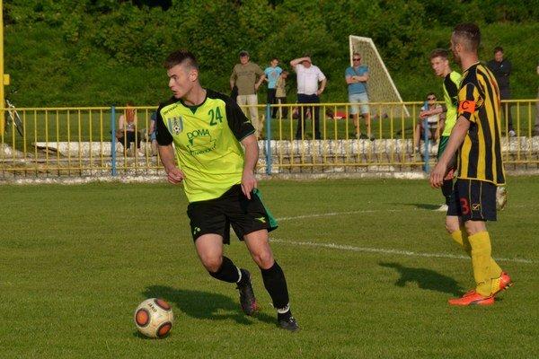 Najmladší hráč áčka. Tomáš Hajdúk.