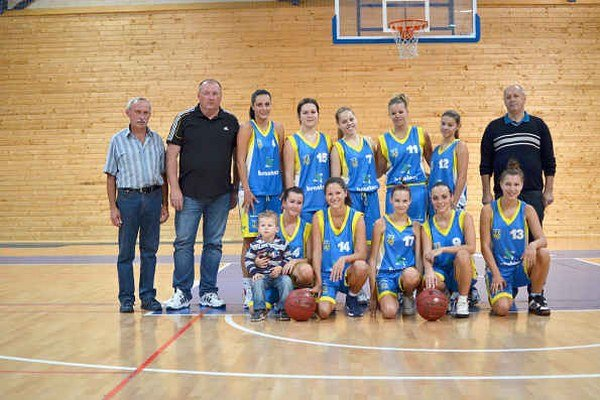 MBK Región. Rožňavské basketbalistky čaká náročná sezóna.