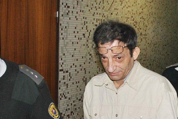 Dobšinčan Milan M. Z väzby putoval do výkonu trestu.