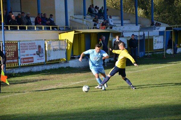 V jesennej časti dal F. Kovács v Rožňave sedem gólov, na jarný v drese Moldavy ešte len čaká.