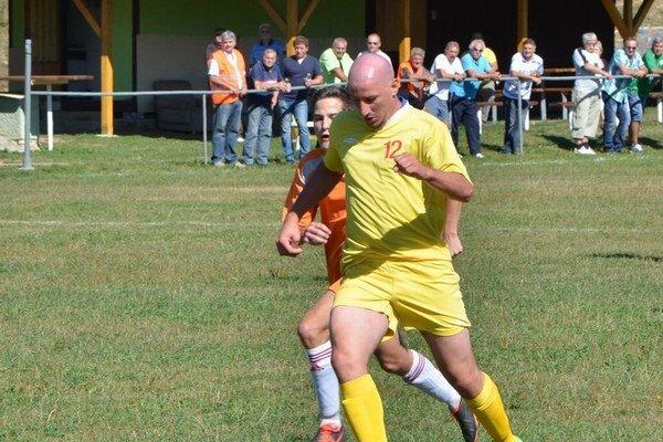 16 gólov. František Čapó je najlepším strelcom Rudnej.