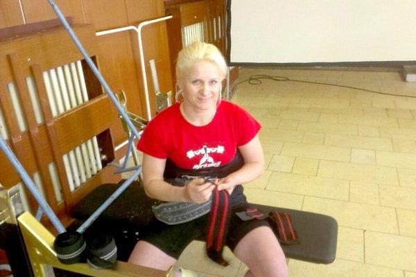 Milada Andraščíková by si rada zapísala nové osobné rekordy vo všetkých troch disciplínach na jednej súťaži.