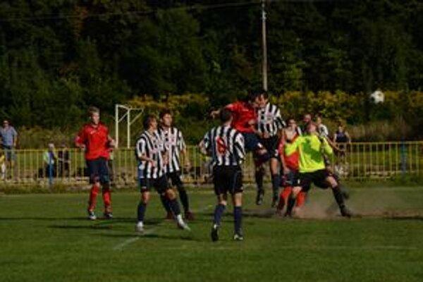 Góly i šance. Rožňavčania dali päť gólov, no minimálne rovnaký počet vyložených šancí zahodili.