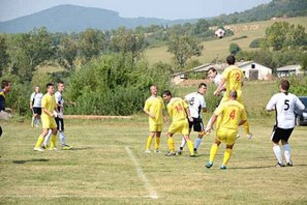 Takmer dráma. Rudná už viedla 2:0, Dedinky však vyrovnali. Po penalte však zostali body doma.