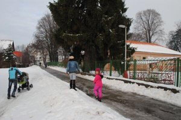 Chodníky a cesty sú boľavým miestom v každom slovenskom meste, Rožňava nie je výnimkou.