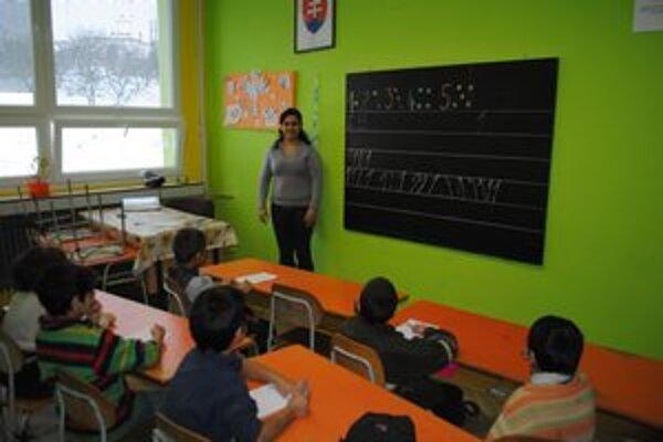 Nultý ročník. Až v štyroch triedach musia pripravovať deti na školu.