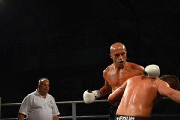 Znova v ringu. Boris Milko dal boxu prednosť pred futbalom.