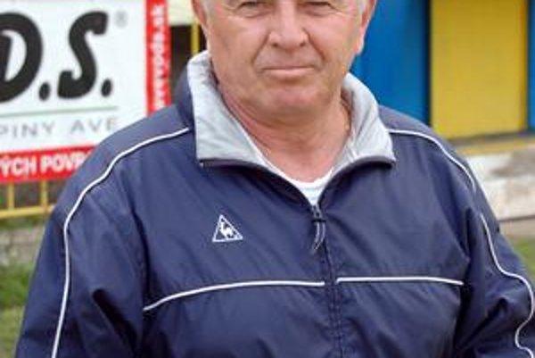 Pán tréner. Tréner Gejza Farkaš zvrátil nepriaznivý trend.