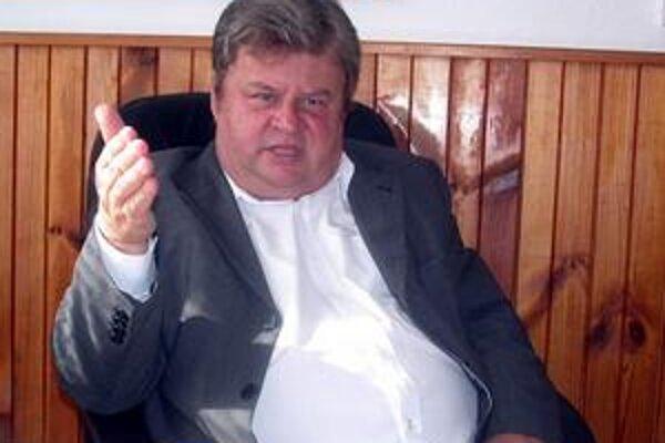 Ladislav Kerpán. Riaditeľ Regionálnej veterinárnej a potravinovej správy v Rožňave.