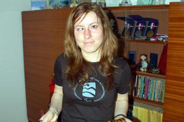 Úspešná športovkyňa Henrieta Farkašová získala na paralympiáde tri zlaté a jednu striebornú medailu.