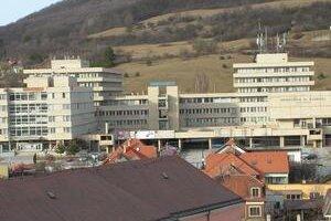 Rožňavská nemocnica. Minulý rok nemocnica generovala mesačne stratu okolo 80-tisíc eur.