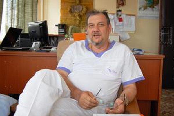 Primár Milan Praslička hovorí, že nová metóda je spoľahlivá.