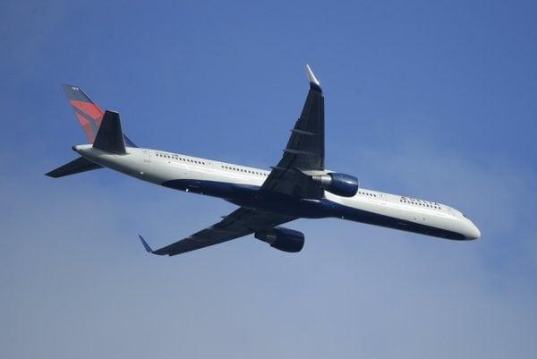Lietadlo Delta Air Lines