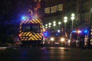 Pri útoku v Nice prišli o život desiatky ľudí.
