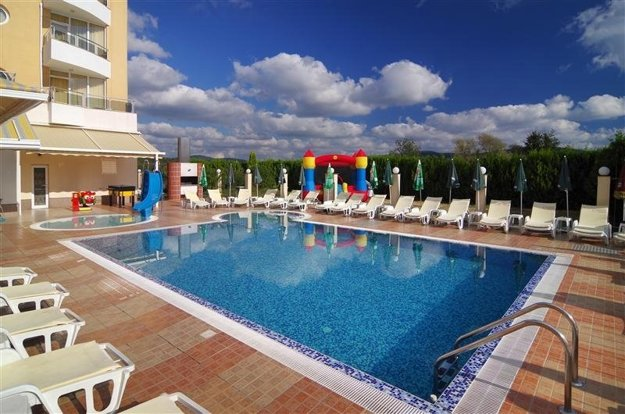 Hotel Plamena Palace(4*), Primorsko