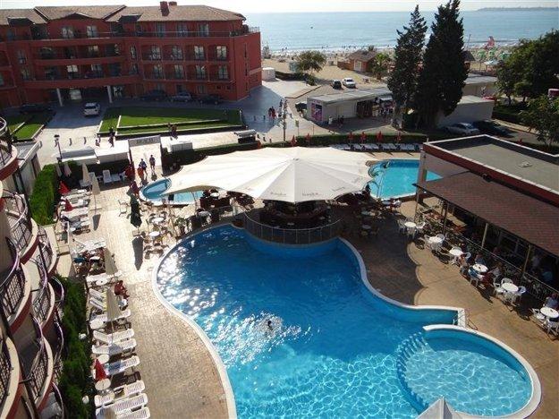 Hotel Orel(2*), Slnečné pobrežie