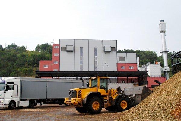Bioenergy Bardejov. K polute ani spaľovaniu kvalitného dreva sa nevyjadruje.