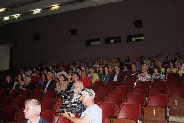Digitalizované kino Žriedlo oficiálne otvorili minulý týždeň.