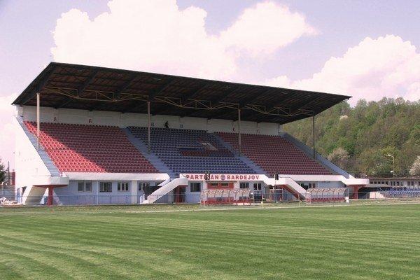 Štadión v Bardejove