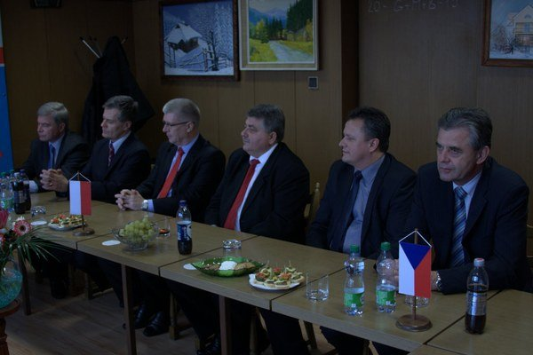 Primátori z Poľska a Čiech. Medzinárodná spolupráca na projektoch pokračuje.