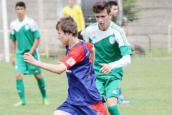 Mladší dorastenci U16. V derby podľahli Prešovu.