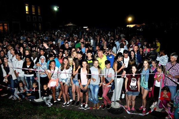 V Mikovej sa stretlo sa veľa ľudí.