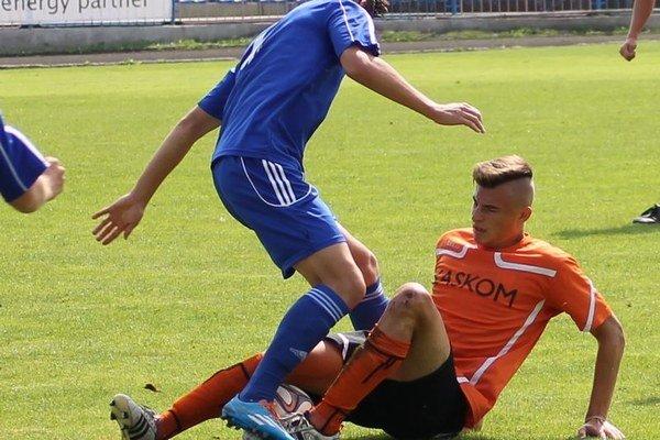 U19: Na zemi Mário Jacko strelec vyrovnávajúceho gólu