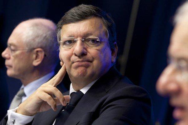 Šéf Európskej komisie.