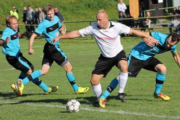 Súboj Kľušova s Demjatou. Domáci prehrali 0:2.