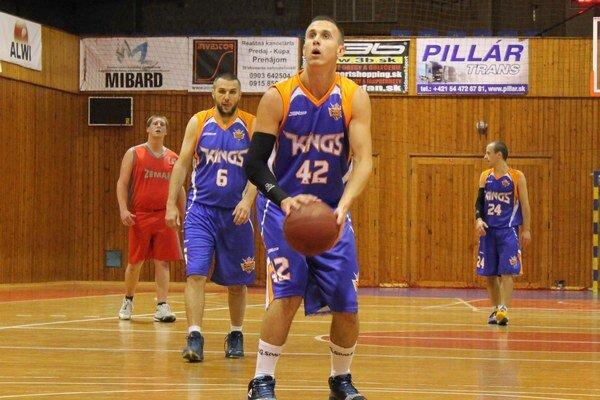 Tomáš Košík v drese Bardejova.
