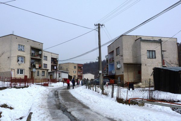 Obec Ladomirová.