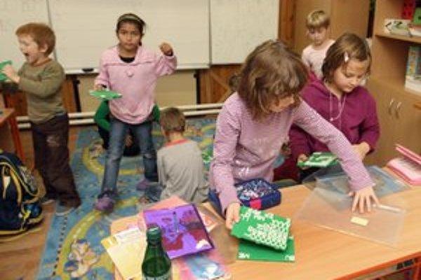 Deti potrebujú aktívne tráviť voľný čas.
