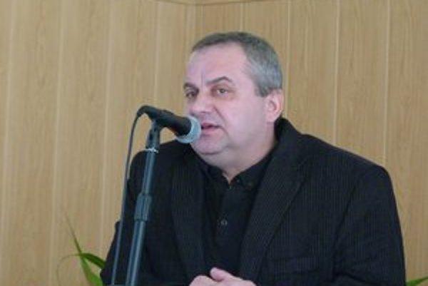Štefan Čarný. Riaditeľ Zariadenia pre seniorov a domova sociálnych služieb vo Svidníku skončil na svojom poste na vlastnú žiadosť.