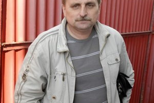 Pavel Piršč. Tréner Svidníka nevie odhadnúť, ako si jeho zverenci poradia s nahusteným programom.