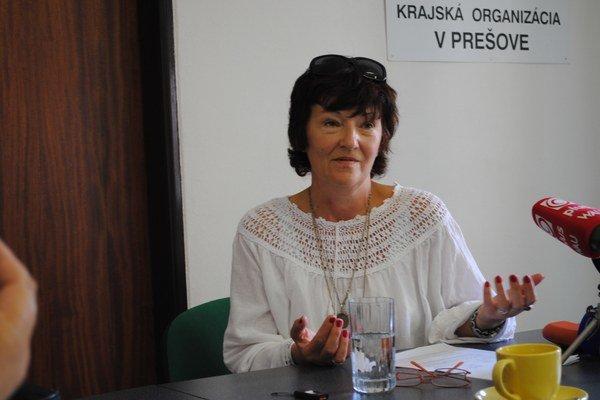 Marianna Petejová Meššová trvá na ospravedlnení, nevylučuje žiadosť o finančné odškodnenie.