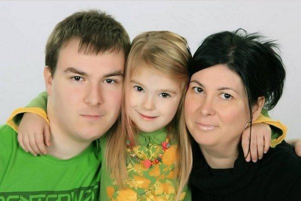 Starší brat svoju malú sestru miloval. Michal, Lejka a mama Magdaléna
