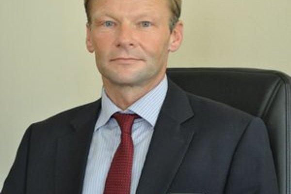 Štátny tajomník ministerstva financií Vazil Hudák.