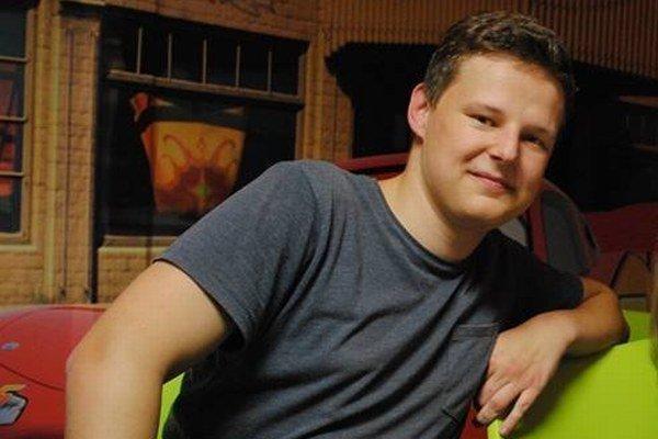 Martin Ruščanský.