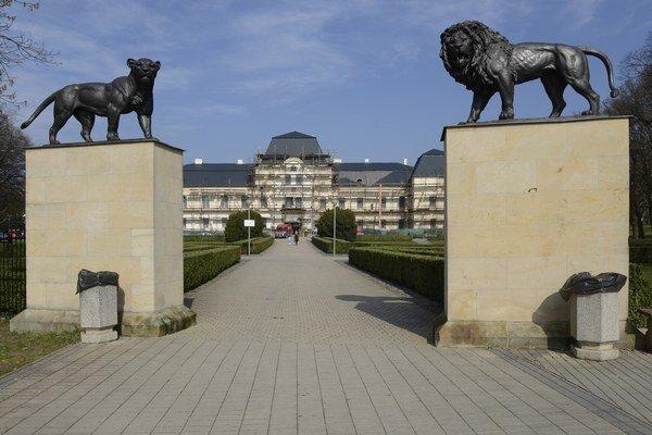 Kaštieľ v Humennom, v ktorom sa nachádza Vihorlatské múzeum, má byť zrekonštruovaný v júli tohto roka.