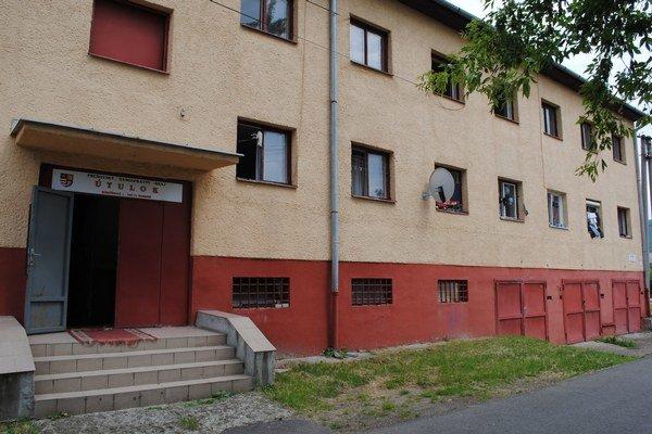 Útulok pre bezdomovcov. Nachádza sa na Kukučínovej ulici.