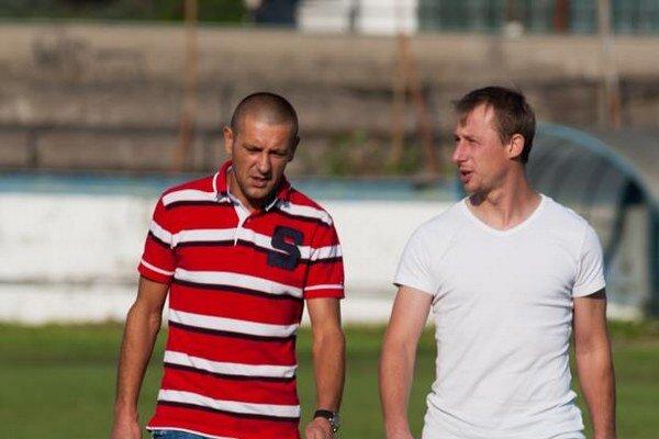 Ljubarskij a Pillár. Zranené opory humenského kádra.