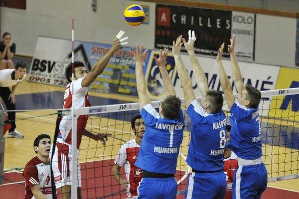 Domáci súboj s Lausanne chemesáci prehrali 2:3.